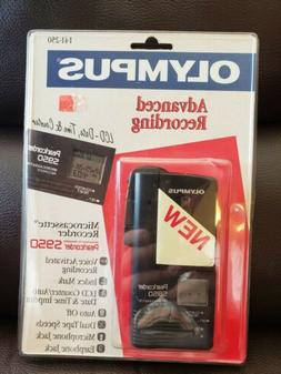 Brand NEW Olympus Pearlcorder S950 Dictaphone Cassette Recor