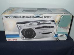 cd6911 portable am fm radio