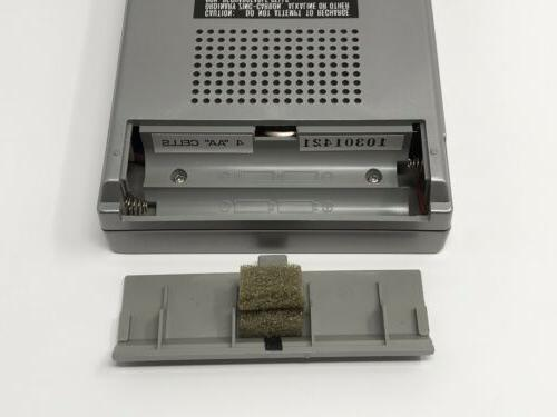 BRAND Cassette Recorder Model J103 Unused NOS
