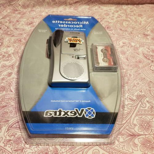 new in package micro cassette vox voice