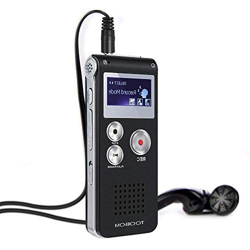 voice recorder r01 activated