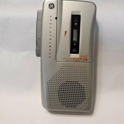 GE MICRO CASSETTE RECORDER, VOICE  ACTIVATED with MIC  OPEN