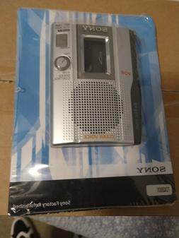 SEALED Sony TCM-200DV Handheld Voice Recorder Clear Voice &