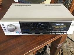 Aiwa Stereo Cassette Player/Recorder - AD-3150U - Used, Very